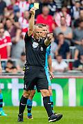 EINDHOVEN - 14-08-2016, PSV - AZ, Philips Stadion, 1-0, scheidsrechter Bjorn Kuipers