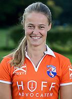 BLOEMENDAAL - Dames I , seizoen 2015-2016. Joëlle Ketting.  COPYRIGHT KOEN SUYK