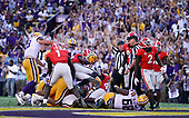 October 13, 2018: Georgia vs LSU