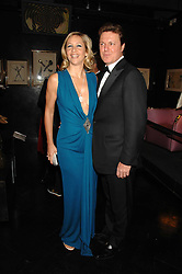 TANYA BRYER and ROD BARKER at Andy & Patti Wong's Chinese new Year party held at County Hall and Dali Universe, London on 26th January 2008.<br /> <br /> NON EXCLUSIVE - WORLD RIGHTS (EMBARGOED FOR PUBLICATION IN UK MAGAZINES UNTIL 1 MONTH AFTER CREATE DATE AND TIME) www.donfeatures.com  +44 (0) 7092 235465