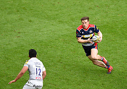 Jason Woodward of Bristol Rugby - Mandatory by-line: Paul Knight/JMP - 26/02/2017 - RUGBY - Ashton Gate - Bristol, England - Bristol Rugby v Bath Rugby - Aviva Premiership