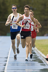 competing in the Junior Girls 1500m at the 2007 OTFA Junior-Senior Championships in Ottawa.