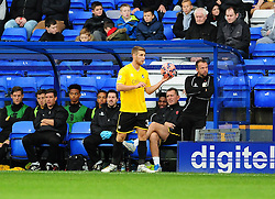 - Photo mandatory by-line: Neil Brookman/JMP - Mobile: 07966 386802 - 08/11/2014 - SPORT - Football - Birkenhead - Prenton Park - Tranmere Rovers v Bristol Rovers - FA Cup - Round One