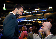 Memphis Grizzlies center Marc Gasol in Memphis, Tennessee © Karen Pulfer Focht-ALL RIGHTS RESERVED-NOT FOR USE WITHOUT WRITTEN PERMISSION