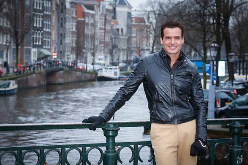 NLD/Amsterdam/20121227 - Antonio Sabato Jr. in Amsterdam,