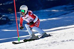 MARTINEZ MUNIZ Raquel, LW9-2, Slalom at the WPAS_2019 Alpine Skiing World Cup, La Molina, Spain
