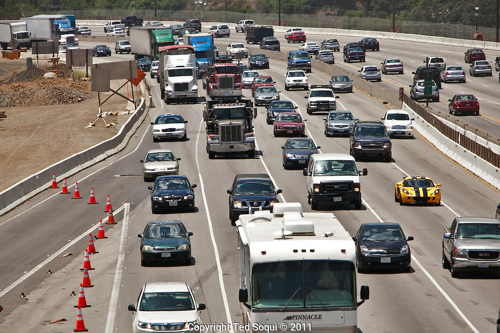 "The 405 freeway in Los Angeles is preparing for a two day closure July 16 and 17th, which is now being called ""Carmageddon,"" by Angelenos. .Extreme traffic  through out the city is predicted due to the 2 day closure of the 405 freeway. The 405 will undergo widening for new carpool lanes, along with one bridge demolition along the 10 mile closure."