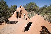 Hogan, Navajo National Monument, Arizona<br />