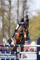 Kölz, Michael (GER) FST Dipylon<br /> Redefin - Pferdefestival 2016<br /> © www.sportfotos-lafrentz.de