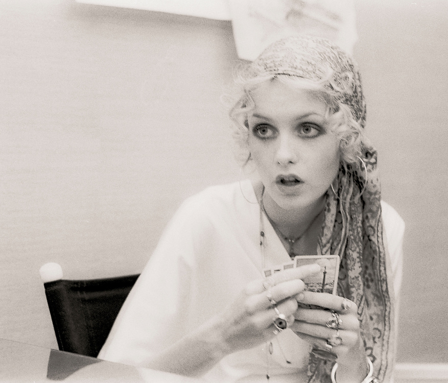 "1960's supermodel ""Twiggy"" backstage before a fashion show in 1968. Dame Lesley Lawson DBE -  born 19 September 1949 - is an English model, actress, and singer, widely known by the nickname Twiggy. She was a British cultural icon and a prominent teenage model during the swinging sixties in London.<br />