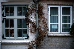 GERMANY SCHLESWIG-HOLSTEIN ECKERNFOERDE DEC03 - Impressions from Eckernfoerde on a dull winter day.....jre/Photo by Jiri Rezac....© Jiri Rezac 2003..