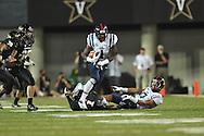 Ole Miss vs. Vanderbilt in Nashville, Tenn. on Thursday, August 29, 2013. Ole Miss won 39-35.
