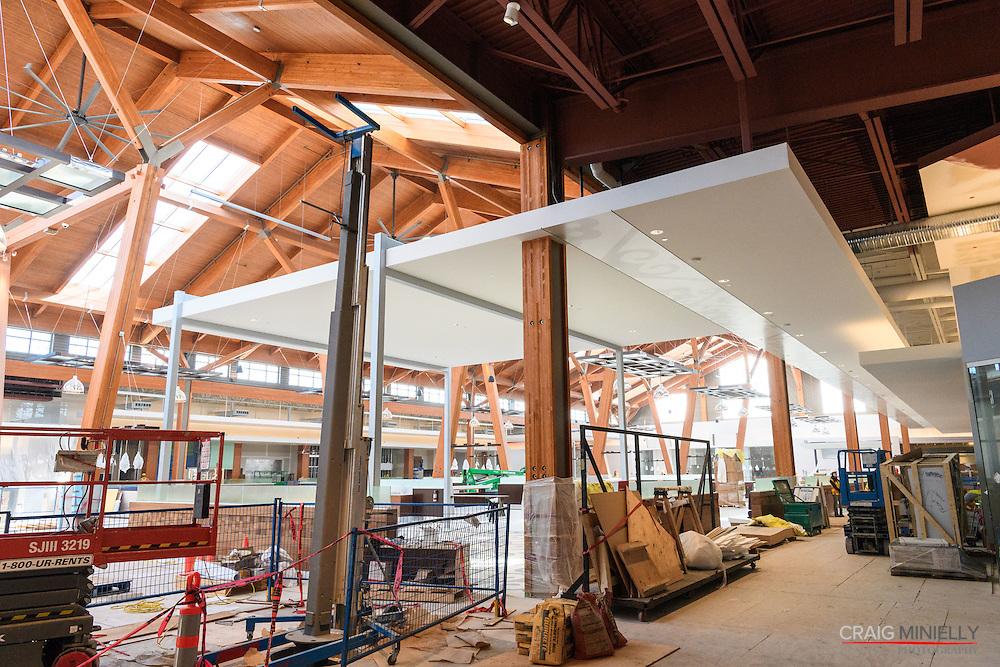 Tsawwasses Mills Construction<br /> Sept 16 2016<br /> <br /> *Ledcor Release Required &amp; Pending