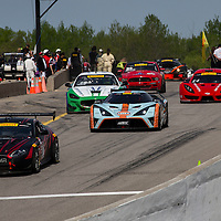 Pirelli World Challenge, Canadian Tire Motorsport Park, Bowmanville, Ontario, Canada, May 2016.