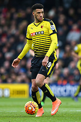 Etienne Capoue of Watford  - Mandatory byline: Jason Brown/JMP - 27/02//2016 - FOOTBALL - Vicarage Road - Watford, England - Watford v Bournemouth - Barclays Premier League