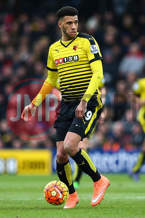 Etienne Capoue of Watford  - Mandatory byline: Jason Brown/JMP - 27/02//2016 - FOOTBALL - Vicarage Road - Watford, England - Watford v Bournemouth - Barclays Premier League