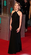 Feb 8, 2015 - EE British Academy Film Awards 2015 - Red Carpet Arrivals at Royal Opera House<br /> <br /> Pictured: Rosamund Pike<br /> ©Exclusivepix Media