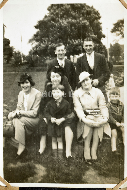 old family picture England