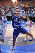 LATINA EUROBASKET 2012 ITALIA - GRECIA<br /> NELLA FOTO: LAVINIA SANTUCCI<br /> CIAMILLO