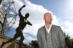 Newcastle- Alan Shearer Unveils Statue Of Himself 12 Sep 2016
