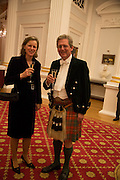 THE EARL AND COUNTESS OF KINNOULL, The National Trust for Scotland Mansion House Dinner. Mansion House, London. 16 October 2013