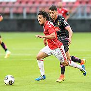 26-07-2016: Voetbal: FC Utrecht v Espanyol: Utrecht<br /> <br /> Yassin Ayoub (FC Utrecht)<br /> <br /> Oefenwedstrijd in stadion Galgenwaard ter voorbereiding op het Eredivisie seizoen 2016-2017<br /> <br /> Foto: Gertjan Kooij