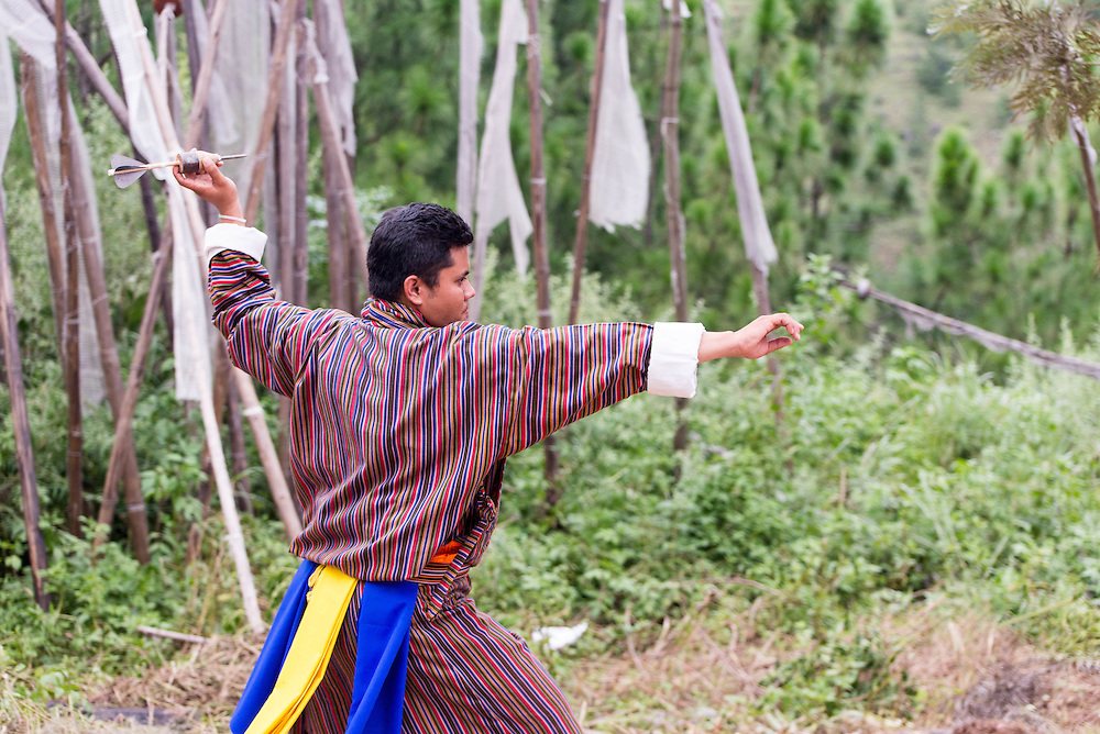 People, Bhutan <br />
