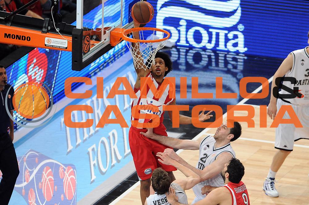 DESCRIZIONE : Parigi Paris Eurolega Eurolegue 2009-10 Final Four Semifinale Semifinal Partizan Belgrado Olympiacos Pireo Atene<br /> GIOCATORE : Josh Childress<br /> SQUADRA : Olympiacos Pireo Atene<br /> EVENTO : Eurolega 2009-2010 <br /> GARA : Partizan Belgrado Olympiacos Pireo Atene<br /> DATA : 07/05/2010 <br /> CATEGORIA : tiro<br /> SPORT : Pallacanestro <br /> AUTORE : Agenzia Ciamillo-Castoria/GiulioCiamillo<br /> Galleria : Eurolega 2009-2010 <br /> Fotonotizia : Parigi Paris Eurolega Euroleague 2009-2010 Final Four Semifinale Semifinal Partizan Belgrado Olympiacos Pireo Atene<br /> Predefinita :