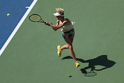 FLUSHING MEADOW, NY - AUGUST 29: ELINA SVITOLINA (UKR) day three of the 2018 US Open on August 29, 2018, at Billie Jean King National Tennis Center in Flushing Meadow, NY. (Photo by Chaz Niell/Icon Sportswire)