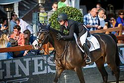Kessler Reed (USA) - Ks Stakki<br /> CSI5* Class Loewe - Antwerpen 2014<br /> © Dirk Caremans