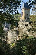 Burg Frauenstein, Wiesbaden, Hessen, Deutschland | castle Frauenstein, Wiesbaden, Hesse, Germany