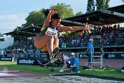 OLIVEIRA Silvania, BRA, Long Jump, T12, 2013 IPC Athletics World Championships, Lyon, France
