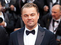 Leonardo DiCaprio at the Once Upon A Time... In Holywood gala screening at the 72nd Cannes Film Festival Tuesday 21st May 2019, Cannes, France. Photo credit: Doreen Kennedy