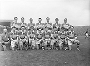 All Ireland Senior Football Championship Final, Kerry v Down, 25.09.1960, 09.25.1960, 25th September 1960, Down 2-10 Kerry 0-8,..The Kerry Team, ..Referee J Dowling (Offaly),.Captain K Mussen,.