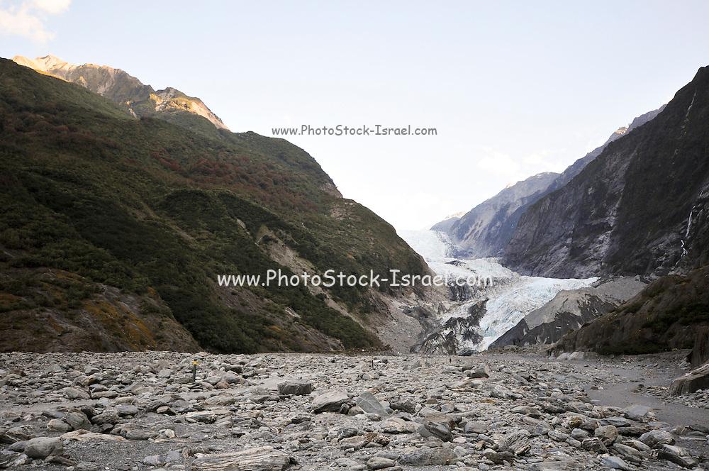 New Zealand, South Island, Fox Glacier National Park