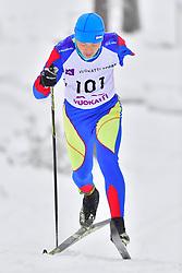BATMUNKH Ganbold, MGL, LW6 at the 2018 ParaNordic World Cup Vuokatti in Finland