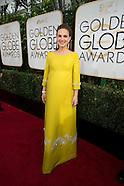 Los Angeles - Golden Globe Arrivals - 08 Jan 2017