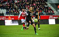 Jerome LE MOIGNE - 25.01.2015 - Reims / Lens  - 22eme journee de Ligue1<br /> Photo : Dave Winter / Icon Sport *** Local Caption ***