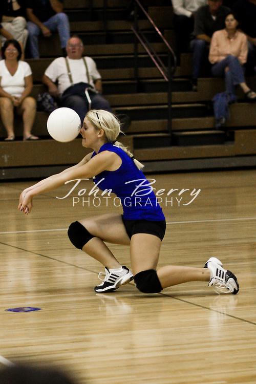 MCHS Varsity Volleyball .vs Rappahannock .10/9/2008