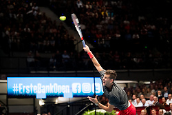 25.10.2018, Wiener Stadthalle, Wien, AUT, ATP Tour, Erste Bank Open, im Bild Dominic Thiem (AUT) // Dominic Thiem of Austria during the Erste Bank Open of ATP Tour at the Wiener Stadthalle in Wien, Austria on 2018/10/25. EXPA Pictures © 2018, PhotoCredit: EXPA/ Michael Gruber