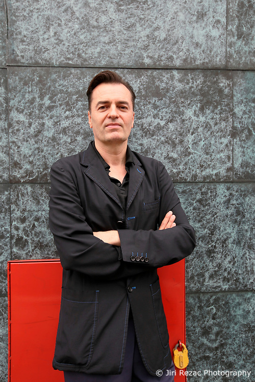 UK ENGLAND LONDON 29MAY17 - Patrik Schumacher, principal of Zaha Hadid Architects during an interview in London.<br /> <br /> jre/Photo by Jiri Rezac<br /> <br /> &copy; Jiri Rezac 2017