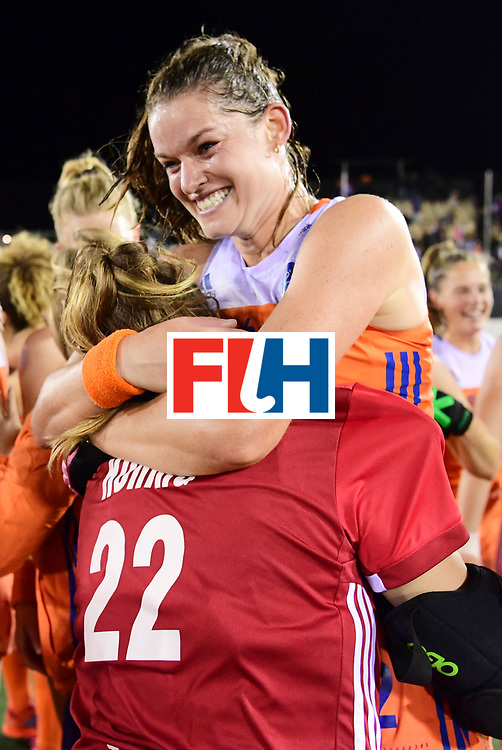 AUCKLAND - Sentinel Hockey World League final women<br /> Match id:10322<br /> 22 NED v NZL (Final)<br /> Foto: Lidewij Welten <br /> Netherlands wins the Sentinel Hockey World League<br /> WORLDSPORTPICS COPYRIGHT FRANK UIJLENBROEK