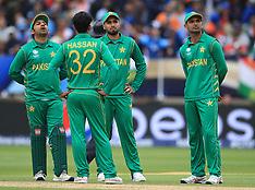India v Pakistan - 4 June 2017