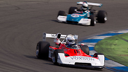 16.04.2010, Hockenheimring, Hockenheim, Hockenheim Historic, Historic Formula 2, im Bild von links Robert Shaw, Chevron B39, EXPA Pictures © 2010, PhotoCredit: EXPA/ A. Neis / SPORTIDA PHOTO AGENCY
