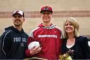 Austin Apodaca signs with Washington State University
