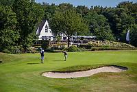 GROESBEEK  - hole 18 Nijmeegse Baan  ,  Golf op Rijk van Nijmegen.   COPYRIGHT KOEN SUYK