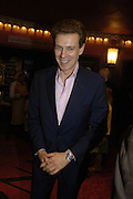 hon James Ogilvy, Mary Poppins Gala charity night  in aid of Over the Wall. Prince Edward Theatre. 14 December 2004. ONE TIME USE ONLY - DO NOT ARCHIVE  © Copyright Photograph by Dafydd Jones 66 Stockwell Park Rd. London SW9 0DA Tel 020 7733 0108 www.dafjones.com