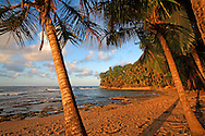 Gandoca Manzanillo Wildlife Refuge, south caribbean coast, Costa Rica. <br />