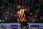 Bradford City midfielder Mark Marshall (7)  during the EFL Sky Bet League 1 match between Bradford City and Northampton Town at the Coral Windows Stadium, Bradford, England on 22 November 2016. Photo by Simon Davies.