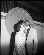 Housewife Of The Year Final.        (J91).1975..25.11.1975..11.25.1975..25th November 1975..The Housewife Of The Year Final took place today at Jury,s Hotel,Ballsbridge,Dublin. The event was sponsored by Mc Donnells, Calor/Kosangas and Woman's Way magazine. The show was compered by Mr Mike Murphy from RTE..The finalists were:.Mrs Geraldine Cronin,Nenagh,Co Tipperary..Mrs Deirdre Dolan,Passage West,Co Cork..Mrs Barbara Hartigan,Castleconnell,Co Limerick..Mrs Frances Twomey,Castlebar, Co Mayo..Mrs Susanne Browne,Lifford, Co Donegal..Mrs Lilian Murphy, Dunshaughlin,Co Meath..Mrs Eileen Jones,Donabate, Co Dublin..The sevenfinalists were selected from a group of eighty four entrants.The cookery section was judged by Paula Daly,McDonnell's Good Food Kitchen,Liz Boyhan,Calor Kosangas and Honor Moore, Woman's Way.